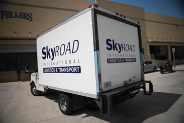 Skyroad International Truck